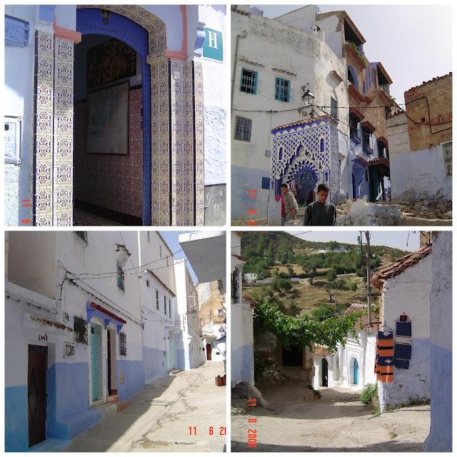 Chefchaouen, a cidade azul - Marrocos