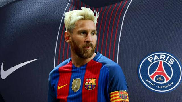 ¿Lionel Messi se ira al París Saint-Germain?