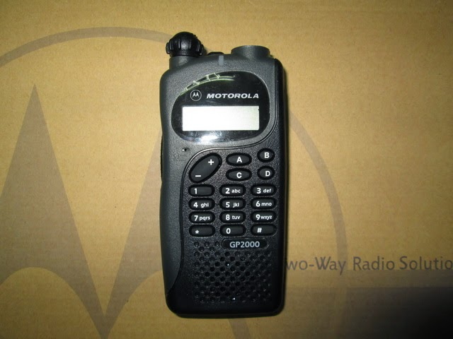 handy talky Motorola GP2000