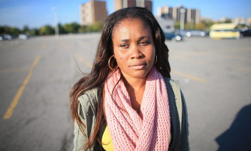 Photos: Nigerian woman stripped of refugee status in Canada because of misppelling of her name in birth document