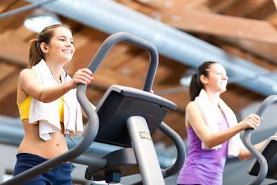Các bài tập giảm cân cho nữ hiệu quả
