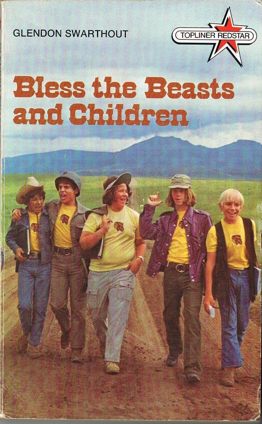 a literary analysis of immature boys in bless the beast and the children About a boy: summary and characterization instead, he rather romps around with the children what notes suzie with goodwill however, just at the moment.
