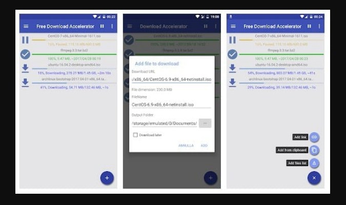 Aplikasi Download Manager Android - Download Manager Accelerator