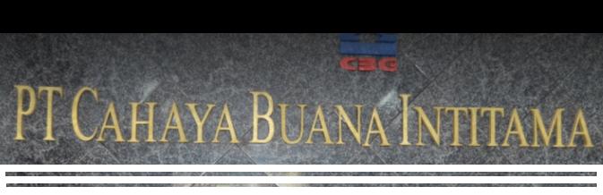 Info Loker Terbaru 2018 PT Cahaya Buana Intitama (CBI) di BOGOR