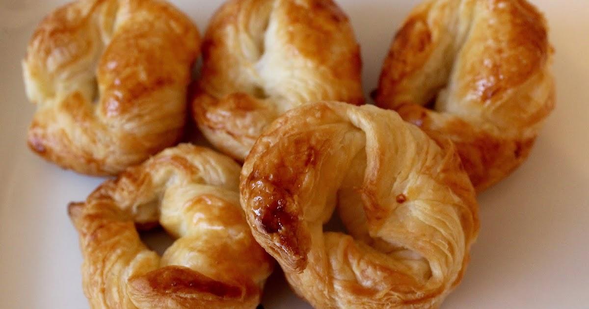 Mini croissants (sin gluten ni lactosa)