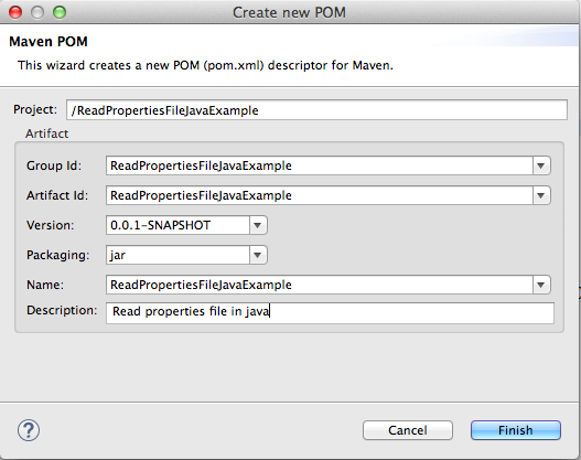 How to convert existing java project to maven project - Java2Blog