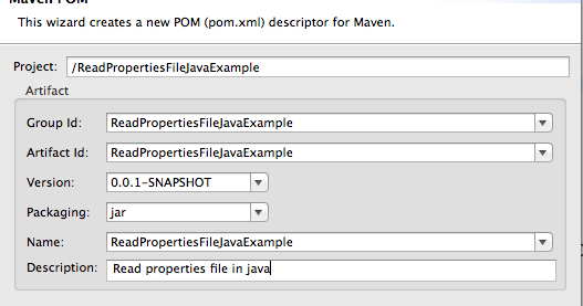 ... existing java project to maven project - Java tutorial for beginners