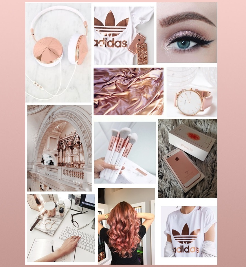 802e5fe46 Rose gold. pictures from We Heart It ...