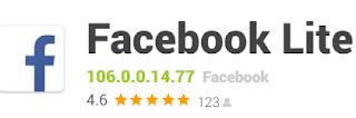facebook lite web address