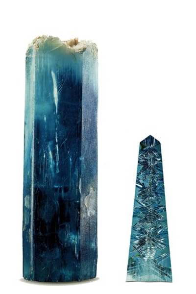 The World's Largest Aquamarine Gem