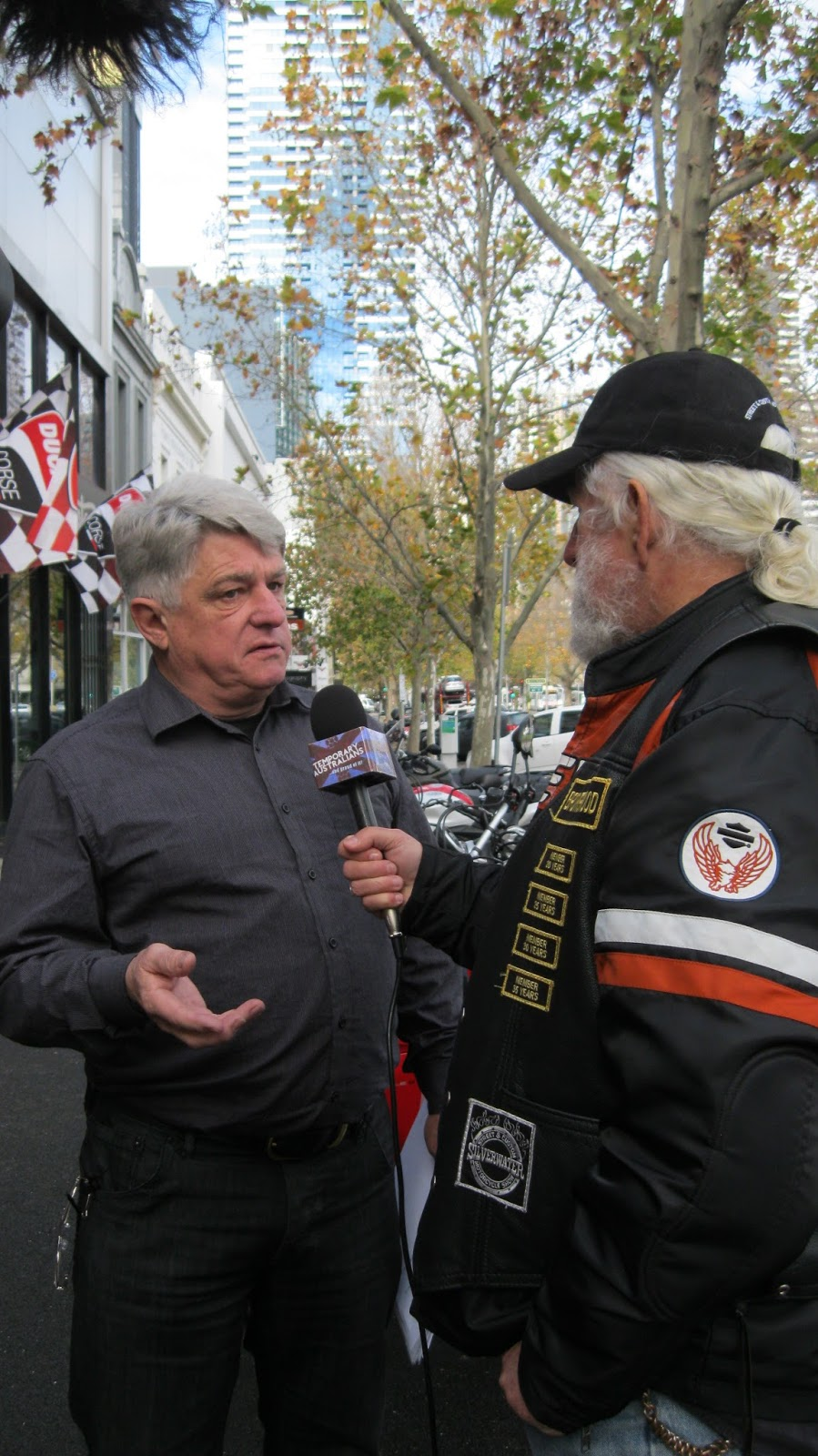 Ducati Melbourne Elizabeth Street