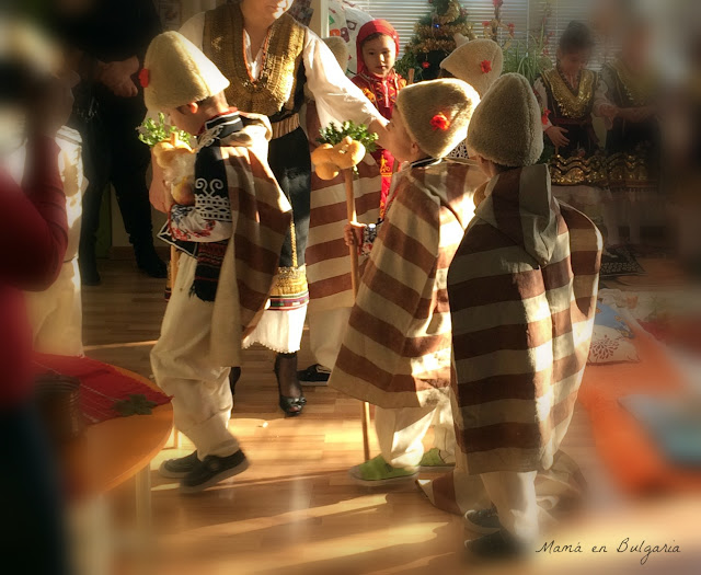 koledari bulgaria navidad kravai