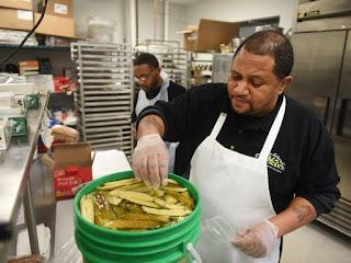 Felon wants Job as Chef