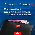 Perfectmoney online payment services