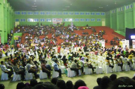 Penonton Kangmas Mbakyu Nganjuk 2012