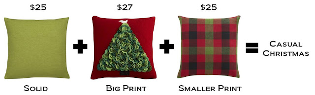 Inspired Whims Pillow Mixology 101 Combining Colors And