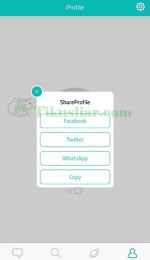 Apa itu Sarahah dan Cara Menggunakan Aplikasi Sarahah di Android