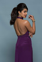 Priyanka Chopra in Mesmerizing Purple Backless Deep neck Gown 46).jpg