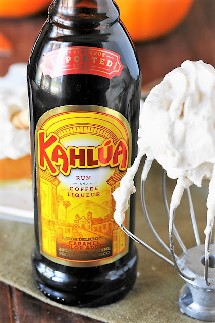 Kahlua Whipped Cream picture