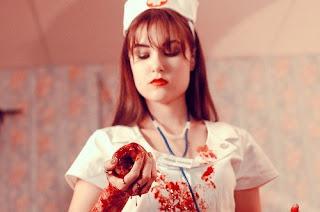 Саша Грей вампир