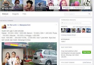 Terganggu, Banyak Grup dan Link Palsu di Facebook