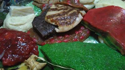 Jajanan Pasar Tradisional di Pasar Sukodono