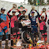 Pódio e liderança para a Escuderia X no Campeonato Catarinense de Motocross