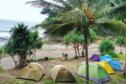Harga Paket Camping Pantai Madasari