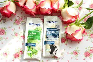 Review: tetesept - Detox Badesalz - www.annitschkasblog.de