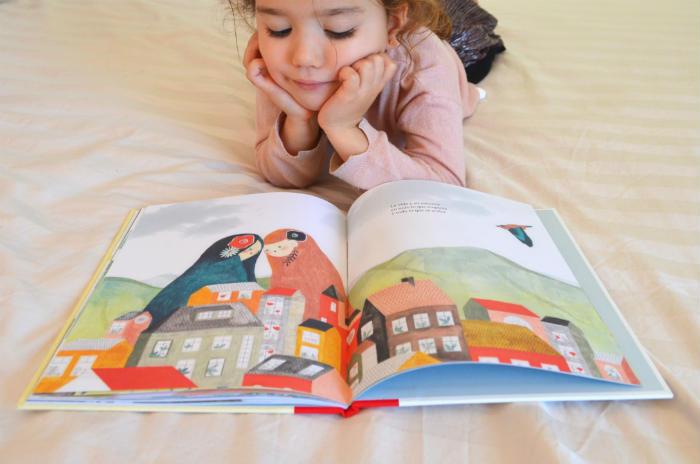 cuento infantil hablar muerte niños, duelo, perdida ser querido libro soy la muerte