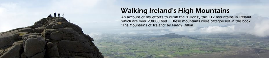 'The Dillons' - Walking Ireland's High Mountains