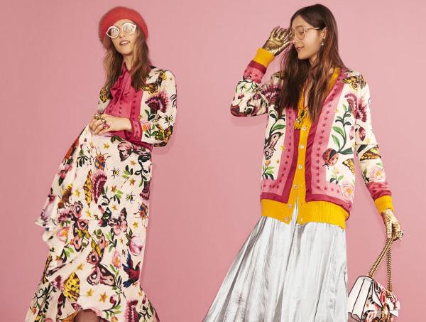 Gucci ropa y accesorios exclusivos colección capsula mujer