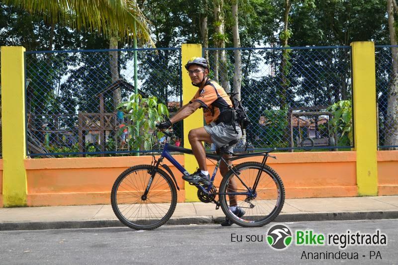 Eu sou bike registrada