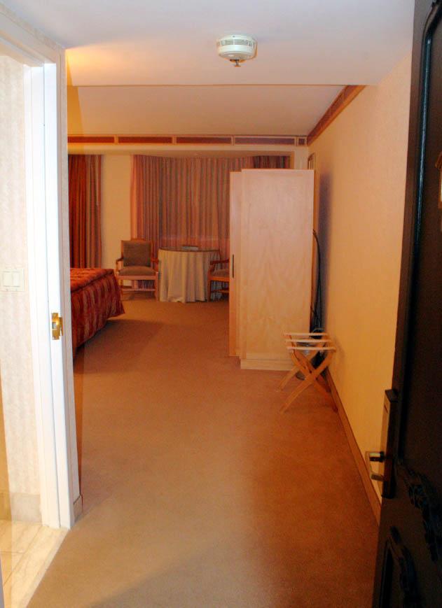 Atlantic City Hotel Rooms: Atlantic City Hilton Room 618