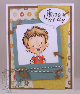 Heather's Hobbie Haven - Henry Card Kit