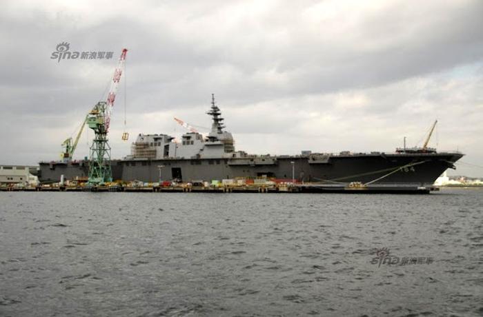 Kapal Induk Kaga Jepang
