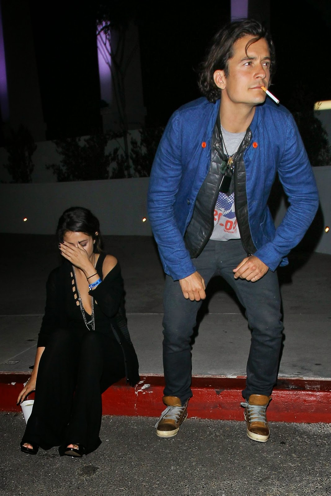 Selena gomez and orlando bloom dating naomie. vincent marcus and manon mathews dating after divorce.