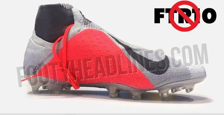 Nike Changes FTR10 Boot Name to Nike Phantom Vision