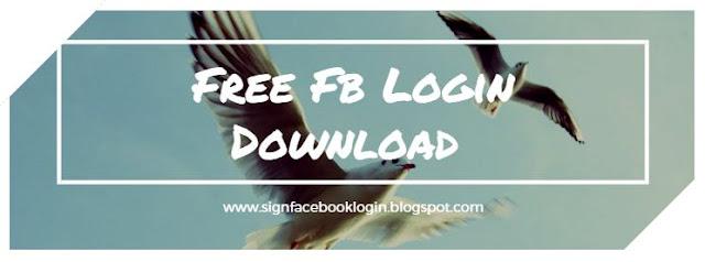 Free Fb Login Download