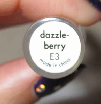 Stila Lip Glaze in Dazzleberry