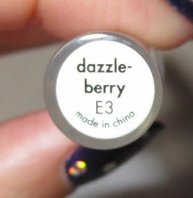 Stila Lip Glaze in Dazzleberry