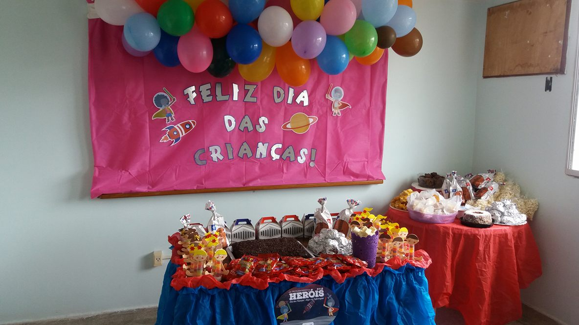 Relatos Da Vida Acadêmica: Feliz Dia Das Crianças
