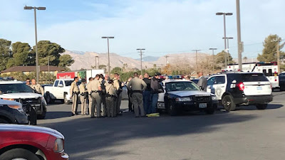 2 Las Vegas Casino Security Officers Shot To Death
