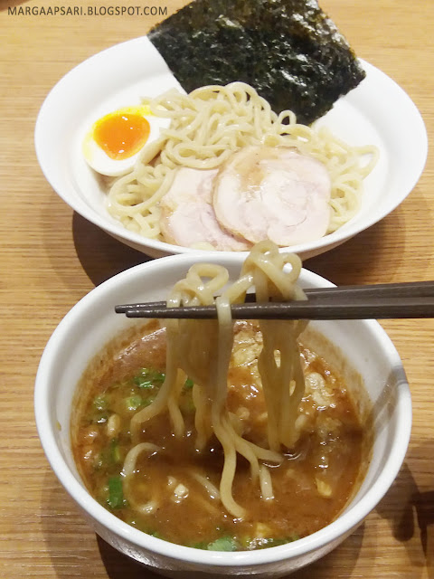 IPPUDO Hakata Tsukemen Ramen