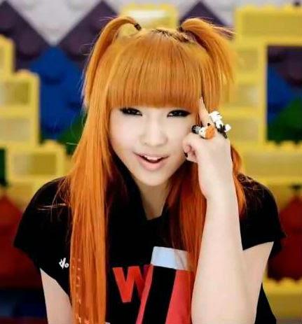สีผมเกาหลี