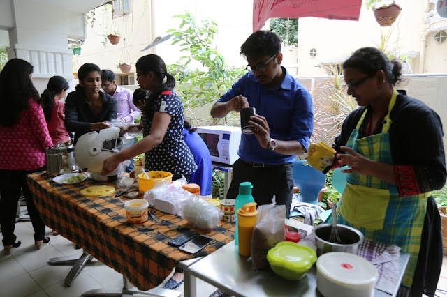 Sankalp organizes Fundraising Food Festival for supporting girl child education