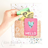 Kim Dellow's happy planner pocket page DIY