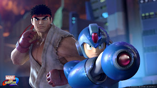 Marvel vs Capcom Infinite PS Vita Wallpaper