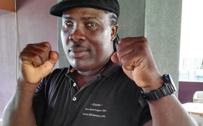 Ex-Ghanaian Boxer Napoleon Tagoe Dead