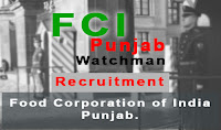 fcipunjabapply.com fci punjab recruitment 2017